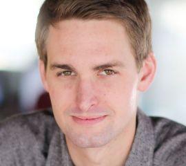 Evan Spiegel Speaker Bio