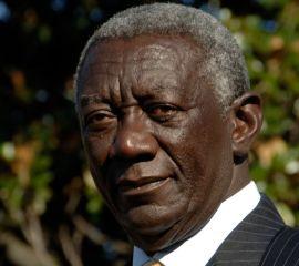 John Kufuor Speaker Bio
