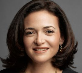 Sheryl Sandberg Speaker Bio