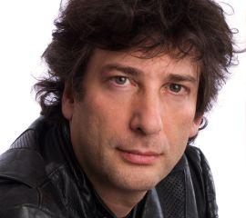 Neil Gaiman Speaker Bio