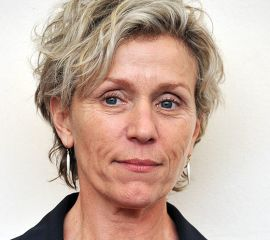 Frances McDormand Speaker Bio
