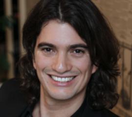 Adam Neumann Speaker Bio