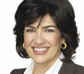 Christiane Amanpour Speaker Bio