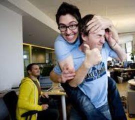 Jake & Amir (Jake Hurwitz and Amir Blumenfeld) Speaker Bio