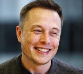 Elon Musk Speaker Bio