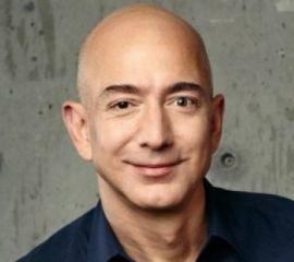 Jeff Bezos Speaker Bio