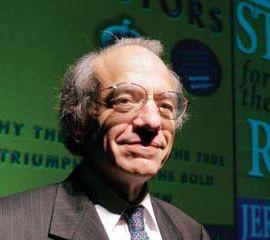 Jeremy Siegel Speaker Bio