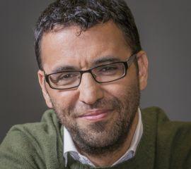Aziz Abu Sarah Speaker Bio