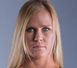 Holly Holm Speaker Bio