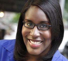 Naomi Ekperigin Speaker Bio