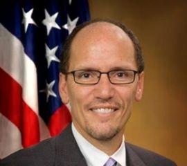 Thomas Perez Speaker Bio