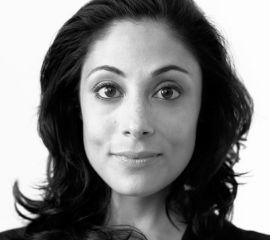 Najla Said Speaker Bio