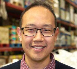 Chieh Huang Speaker Bio