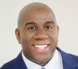 Magic Johnson Speaker Bio
