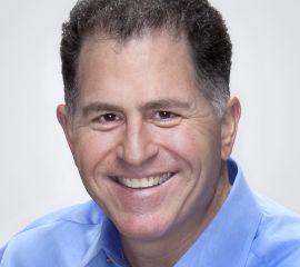 Michael Dell Speaker Bio