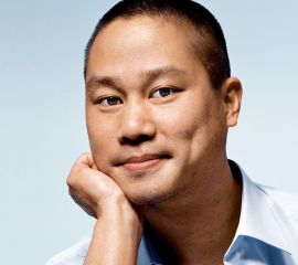 Tony Hsieh Speaker Bio