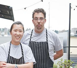 Rachel Yang and Seif Chirchi Speaker Bio