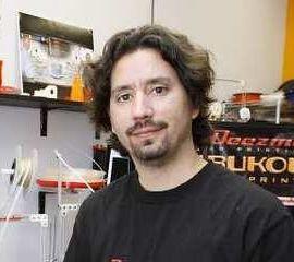 Diego Porqueras Speaker Bio