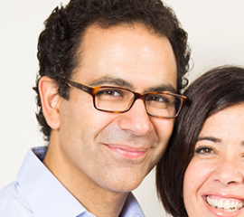 Carole & Nadim Saad Speaker Bio