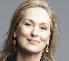 Meryl Streep Speaker Bio