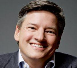 Ted Sarandos Speaker Bio
