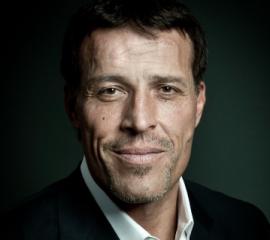 Tony Robbins Speaker Bio