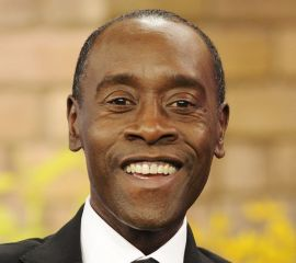 Don Cheadle Speaker Bio
