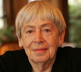 Ursula K. Le Guin Speaker Bio