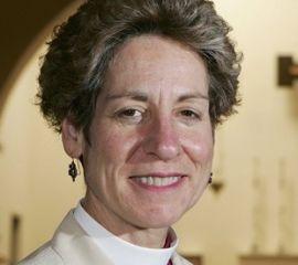 Rev. Dr. Katharine Jefferts Schori Speaker Bio