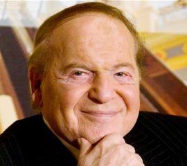 Sheldon Adelson Speaker Bio