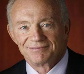 Jerry Jones Speaker Bio