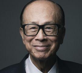 Li Ka-shing Speaker Bio