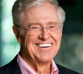 Charles G. Koch Speaker Bio