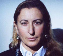 Miuccia Prada Speaker Bio