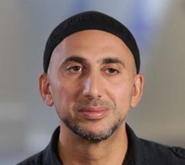 Rami Nashashibi Speaker Bio