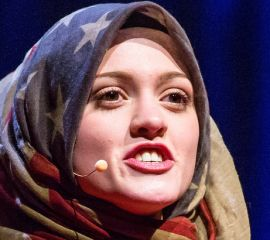 Amal Kassir Speaker Bio