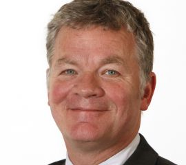 Kevan Collins Speaker Bio