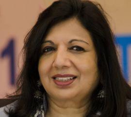 Kiran Mazumdar-Shaw Speaker Bio