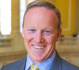Sean Spicer Speaker Bio