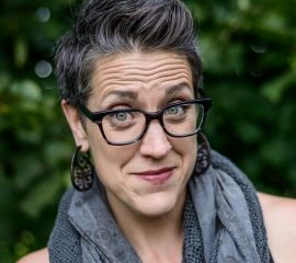Nadia Bolz-Weber Speaker Bio