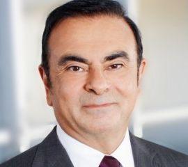 Carlos Ghosn Speaker Bio