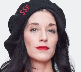 Sarah Sophie Flicker Speaker Bio