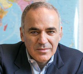 Garry Kasparov Speaker Bio