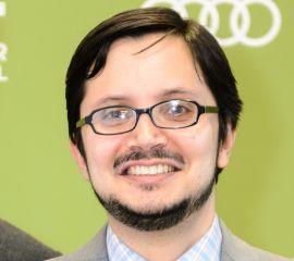 Dave Itzkoff Speaker Bio