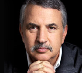Thomas Friedman Speaker Bio