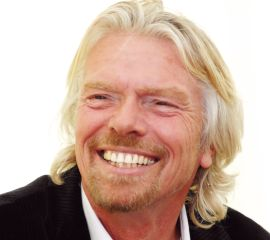 Richard Branson Speaker Bio
