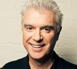 David Byrne Speaker Bio