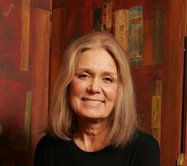 Gloria Steinem Speaker Bio