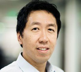 Andrew Ng Speaker Bio