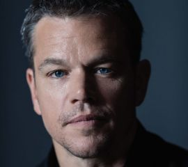 Matt Damon Speaker Bio